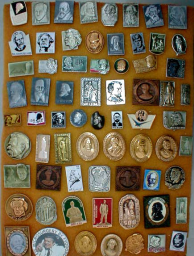 Russian Writers / Composers Pins