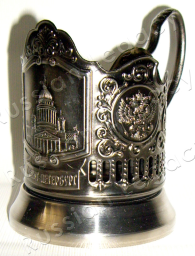 Saint Isaac's Cathedral Glass Holder