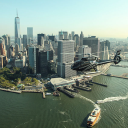 New Yorker Helicopter Tour