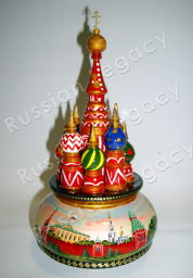 Moscow Cathedral Music Box