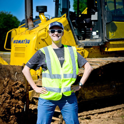 Construction Equipment Play Day