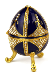 Easter Faberge Style Egg