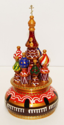 Russian Cathedral Music Box