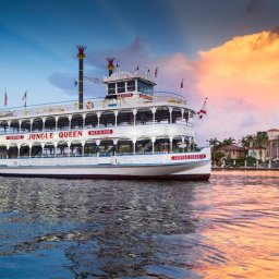 Dinner & Show Riverboat Cruise