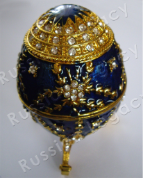 Imperial Faberge Style Egg