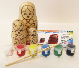 Do It Yourself Nesting Doll