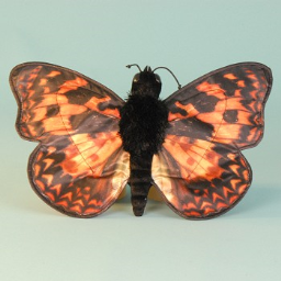 Stuffed Painted Lady Butterfly